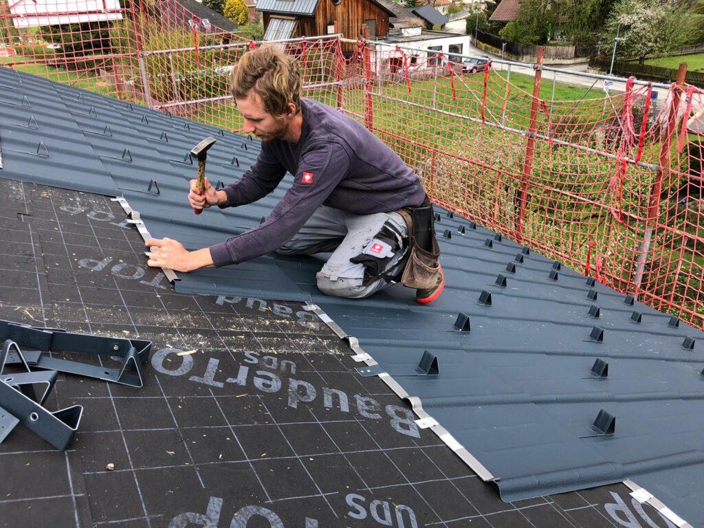Schwaiger Florian Dach Reparatur